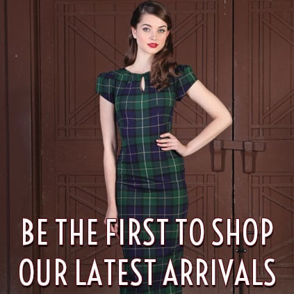 Shop New Arrivals including Stop Staring, Pinup Girl Clothing, Trashy Diva and more at Deadly is the Female