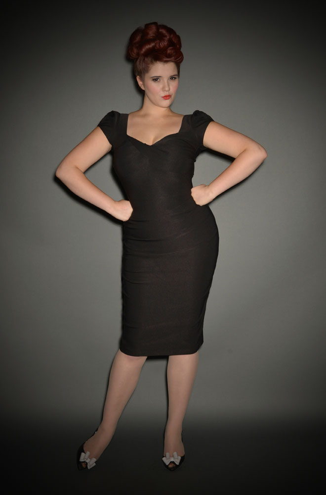 Stop Staring Black Billion Dollar Baby Dress at UK Stockists Deadly is the Female