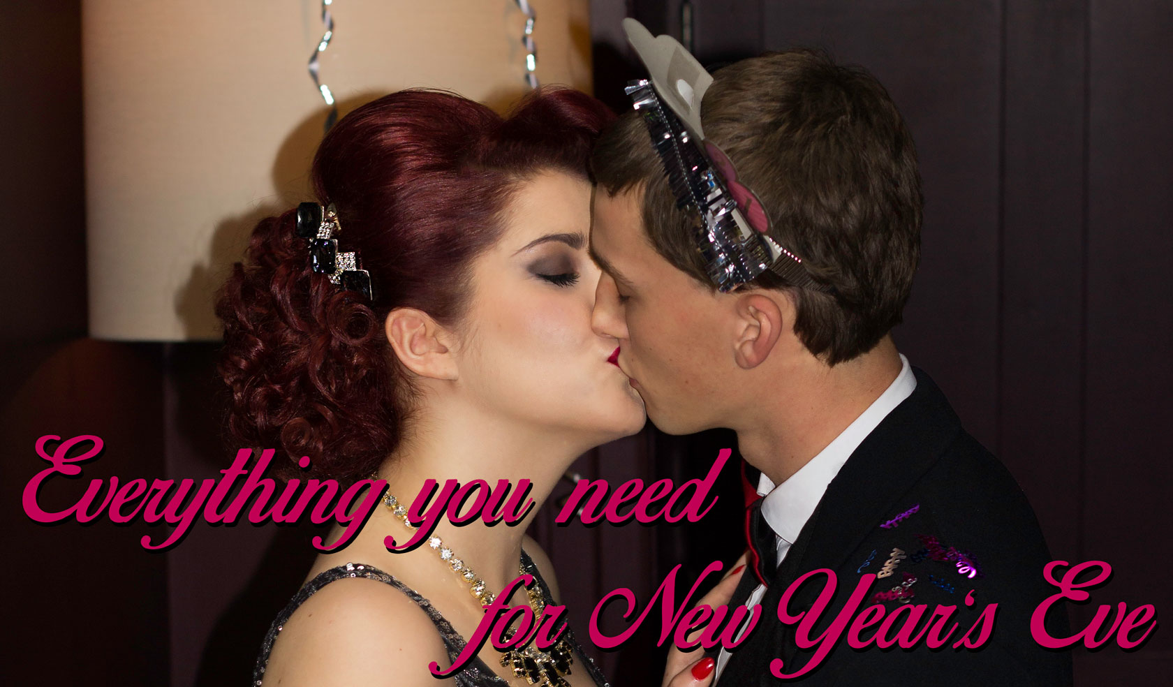 shop everything you need for a vintage Pinup new year party