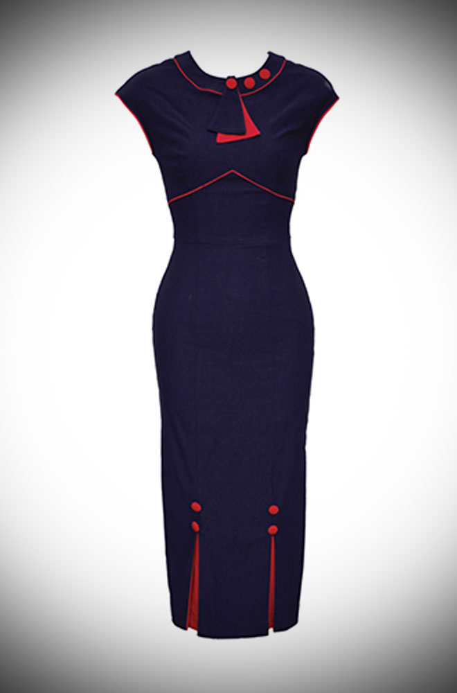 The 30 S Bombshell Dress By Stop Staring Is A Classic
