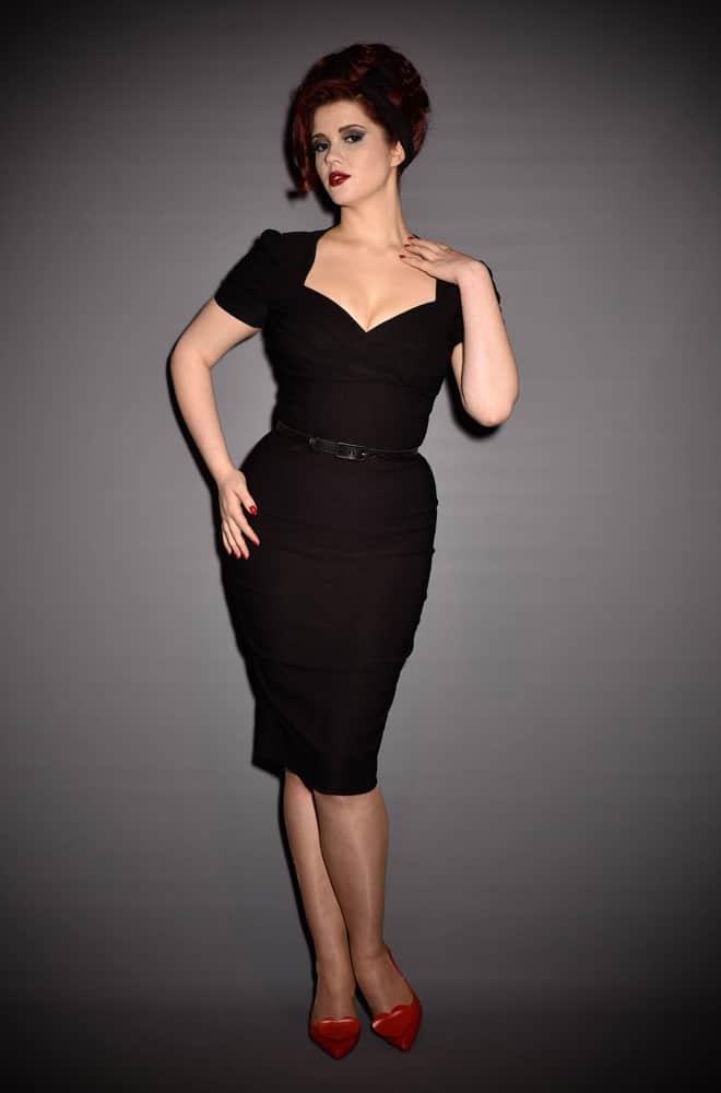 Get The Look Dress Up A Little Black Dress