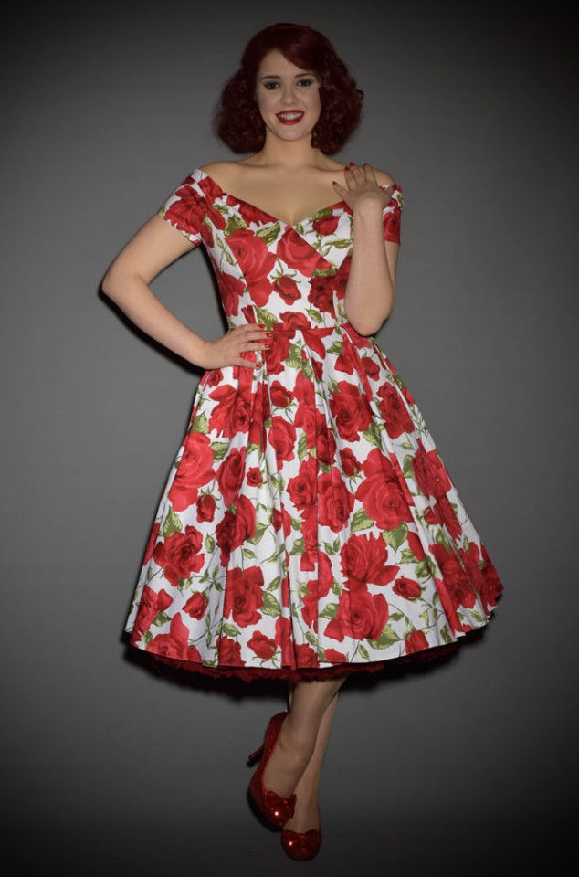 1950's style Prom Dress