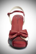Lola Ramona Angie Sandals. Vintage style summer shoes at Deadly is the Female