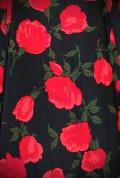 Retrospec'd Empire Casablanca 50's style floral dress