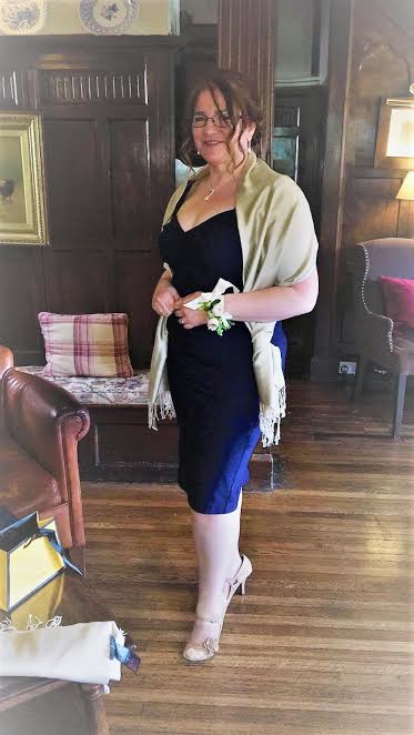 Billion Dollar Baby Wedding Dress Customer of the Week!