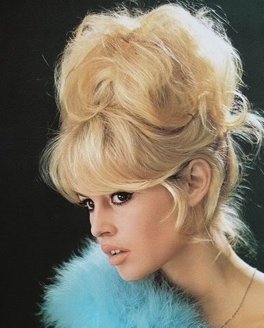 The History Of The 60s Beehive Hair Style A Signature Sky High
