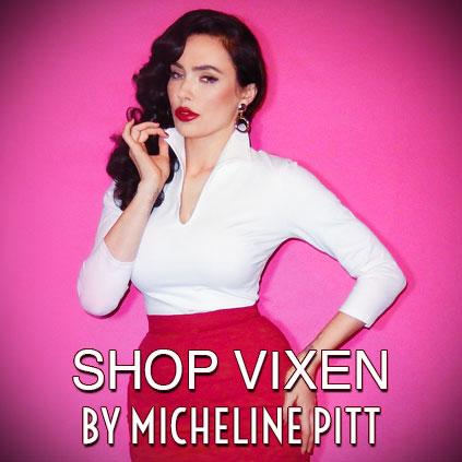 Vixen by Micheline Pitt UK Stockists