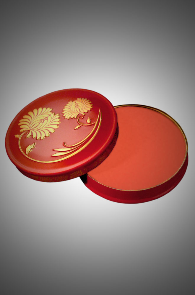 Vintage Makeup Besame Cosmetics Cream Rouge at Deadly is the Female