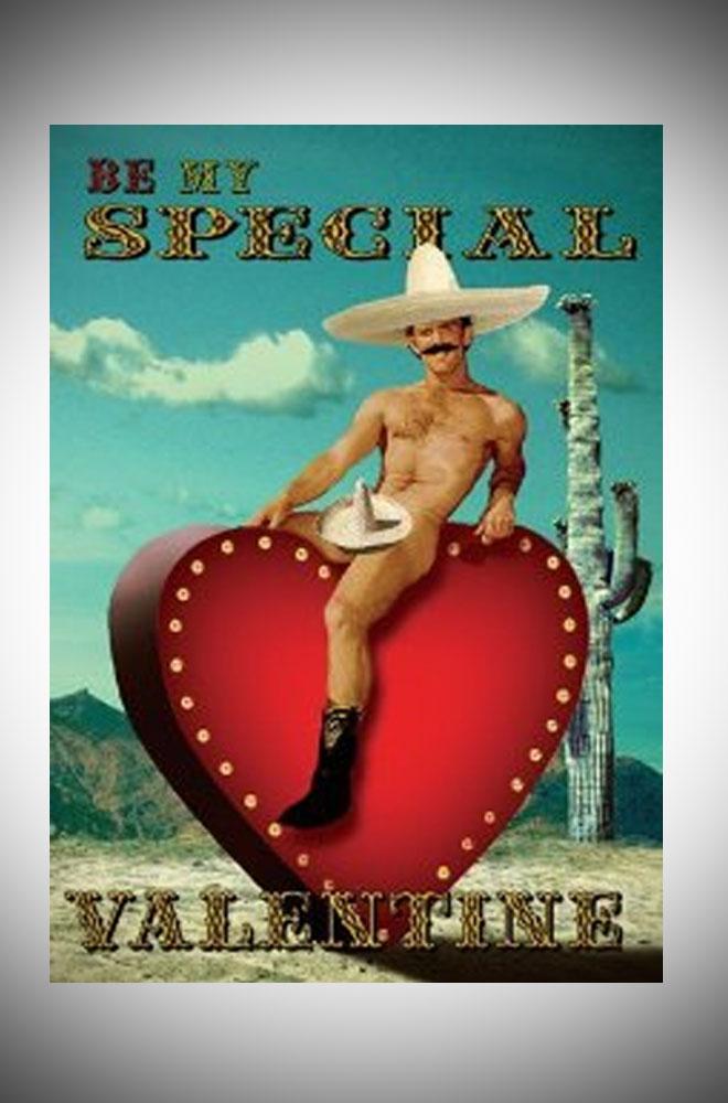 Max Hern Kitsch Valentine's day card