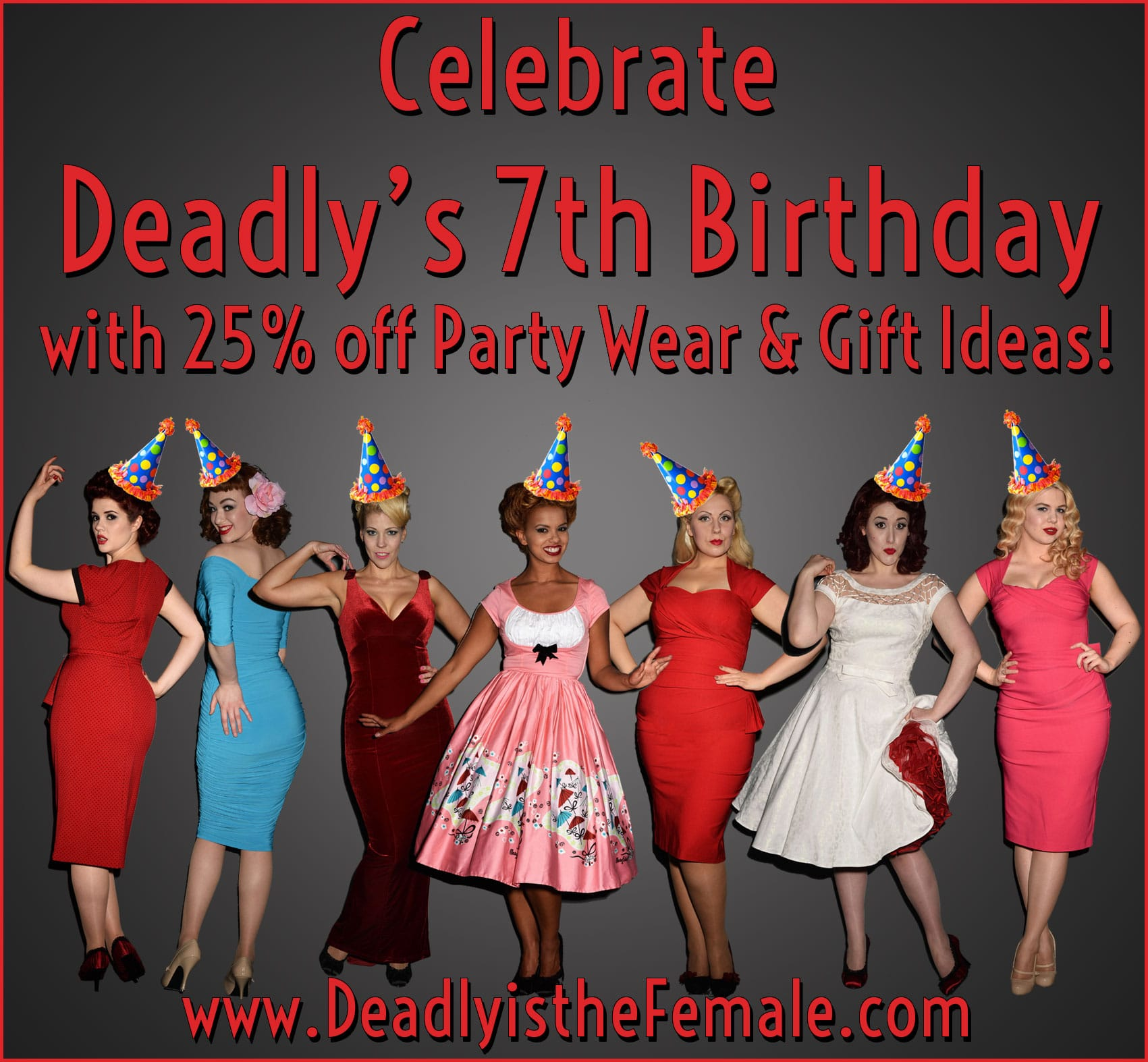 Deadly is the Female voucher coupon code