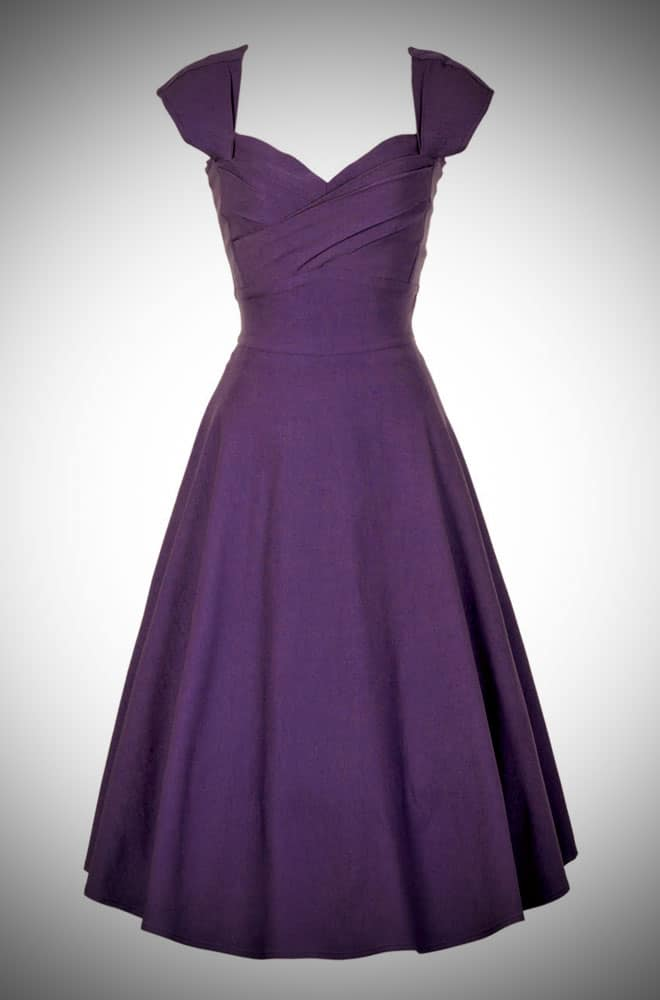 50s Mad Men Style dress by Stop Staring at UK stockists - Deadly is the Female