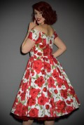 1950's style Prom Dress