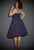 Polka Dot Swing Dress by Stop Staring perfect for the Summer Time