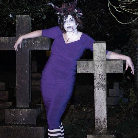 Monica Halloween