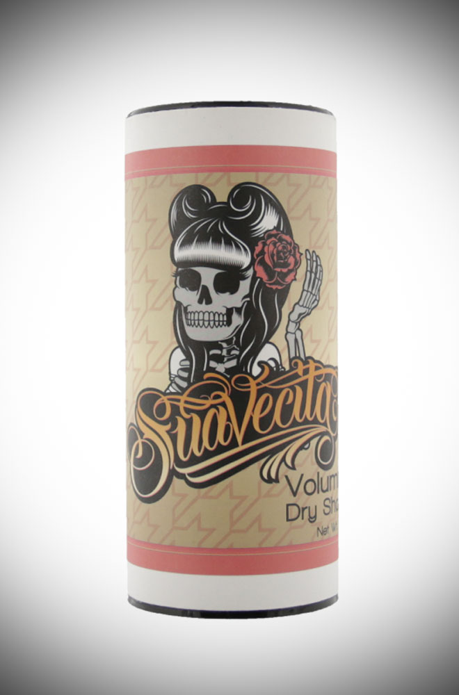 Suavecita Volumizing Dry Shampoo perfect for pinup hair. Big hair, don't care Deadly is the Female are proud UK stockist of Suavecita Pomade.