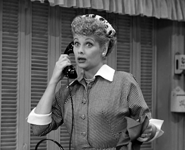Lucille Ball Heard about the Deadly Sale