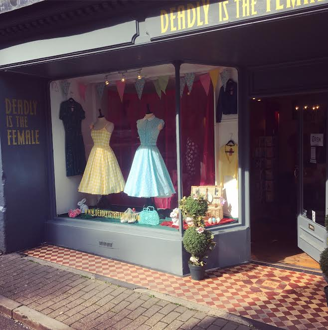 Deadly is the Female Frome Boutique Opening Times!