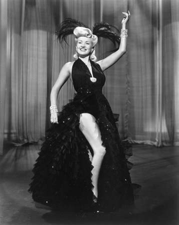 Deadly Inspiration: Betty Grable