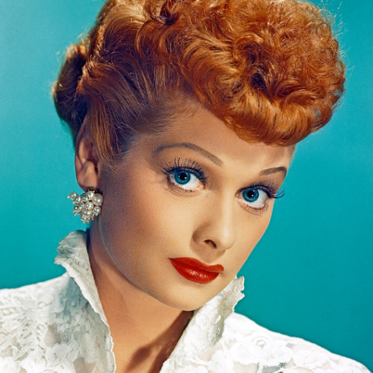 Deadly Inspiration: Lucille Ball