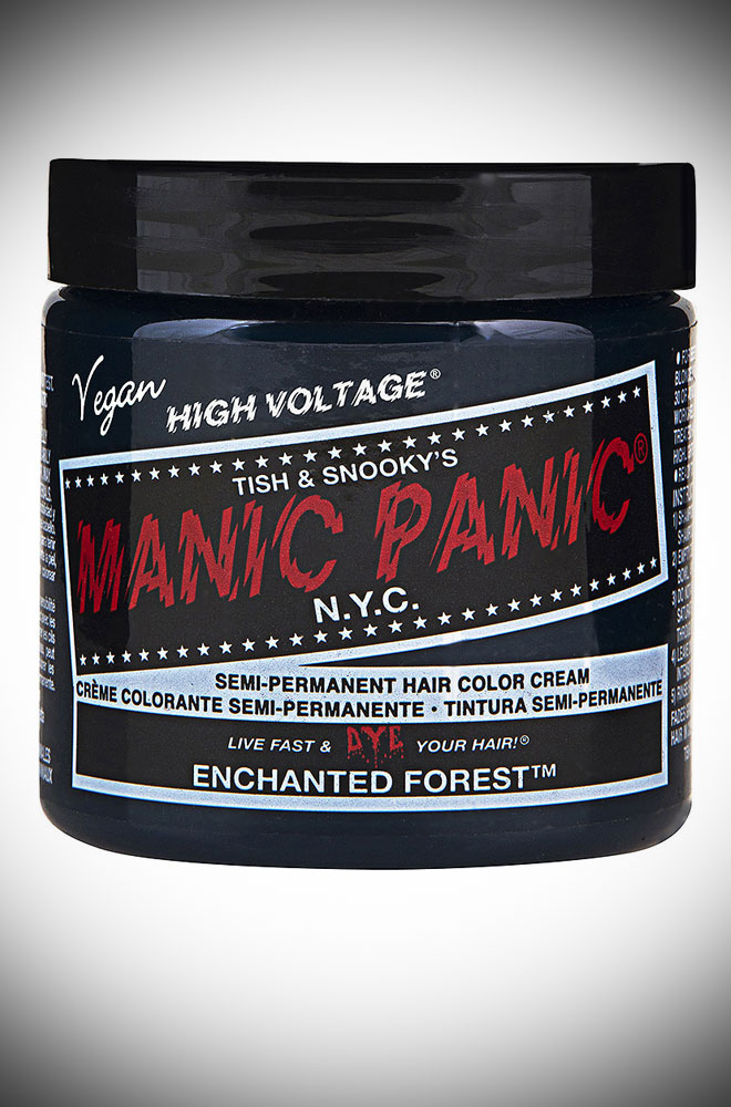 Manic Panic High Voltage Hair Dye in Enchanted Forest