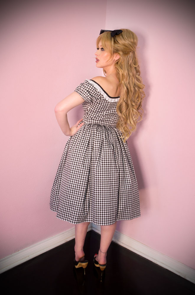 Vintage Style Dresses At Deadly Is The Female