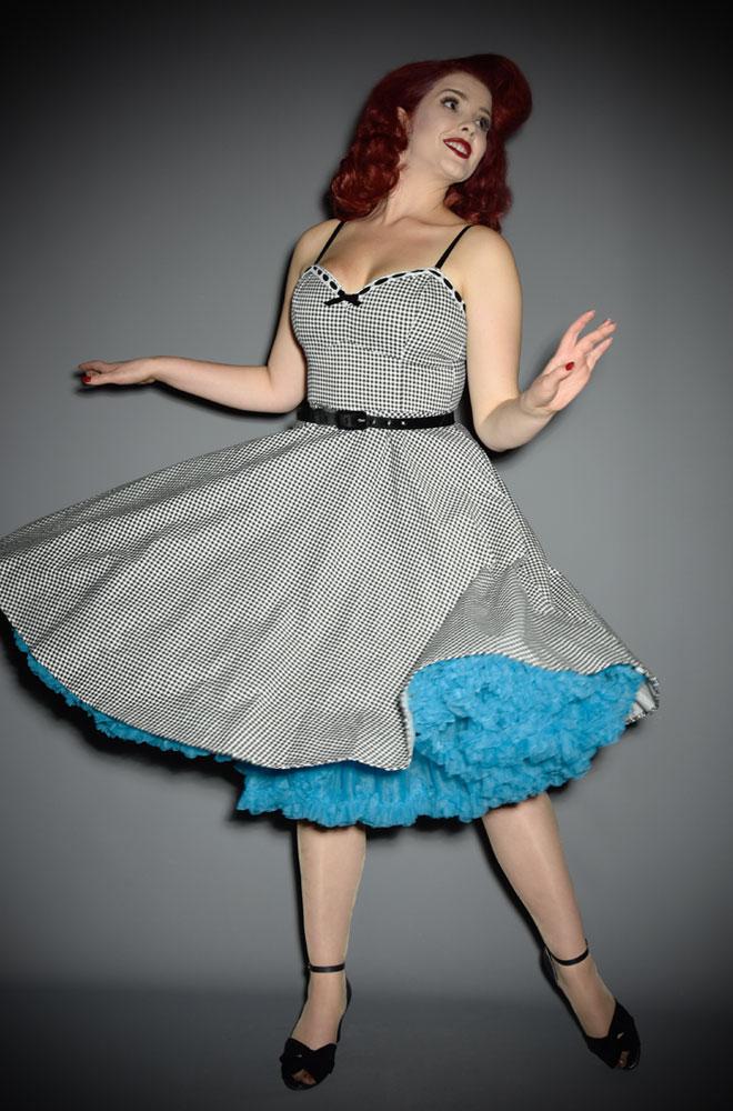 4514e95fa The Belle Swing Dress Dress by Micheline Pitt for Unique Vintage.