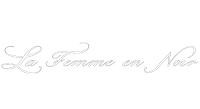 La Femme En Noir Official UK and European stockists