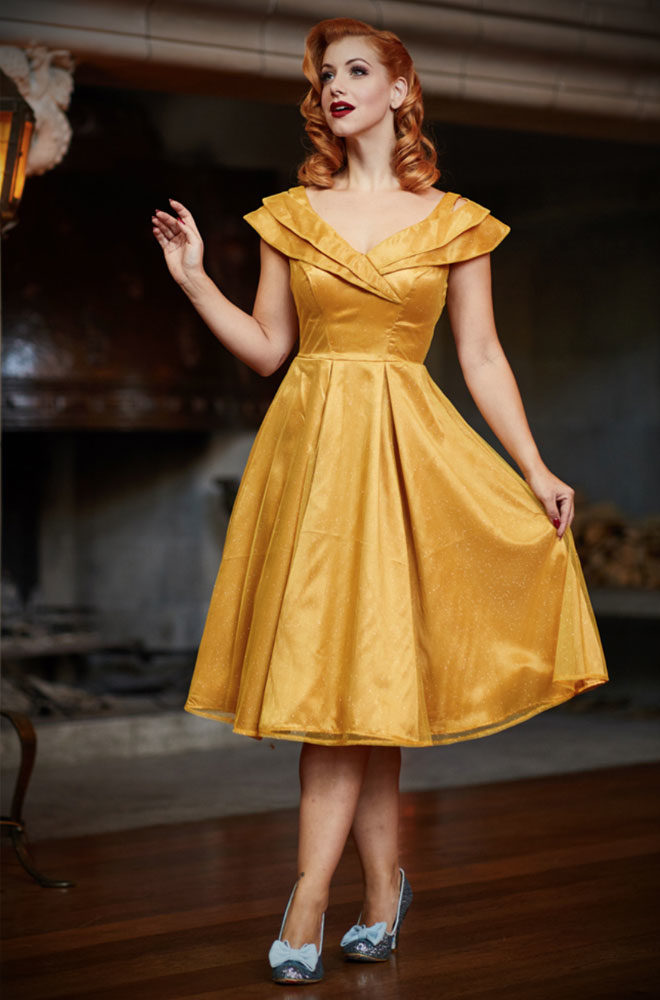 Deadly Is The Female Vintage Style Dresses Footwear And