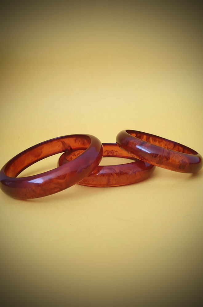 Maisie Tortoiseshell Bangle